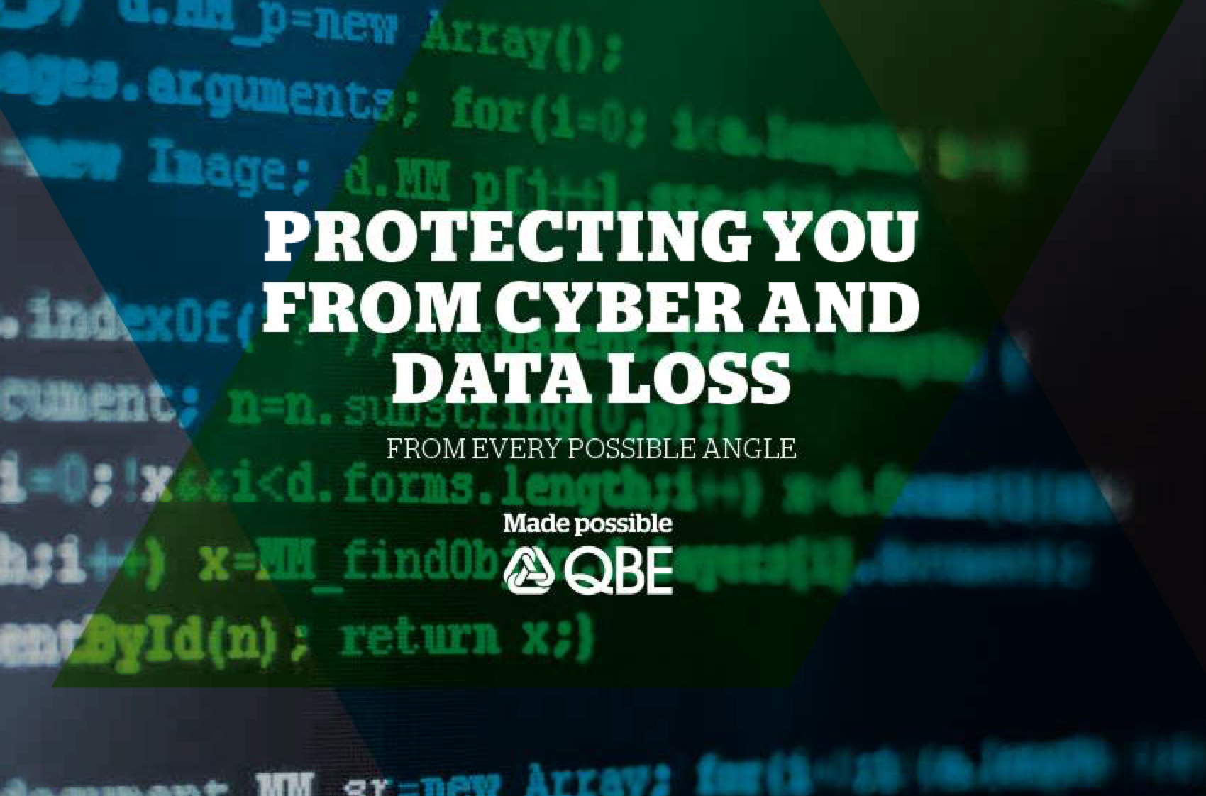 Protecting your business from cyber and data loss